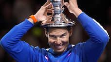 Рафаэля Надаля оставили в королях  / Он стал лучшим теннисистом 2019 года