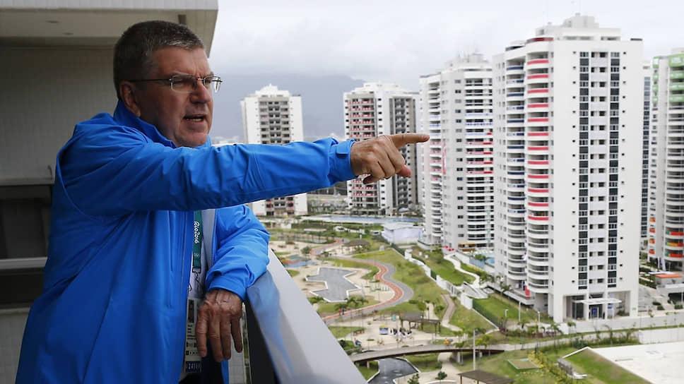Президент МОК Томас Бах подчеркнул, что благодаря сотрудничеству с Airbnb появится больше возможностей для размещения болельщиков во время Олимпиад