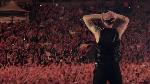 Толп-менеджеры // На экраны выходит фильм «Depeche Mode: Spirits In The Forest»