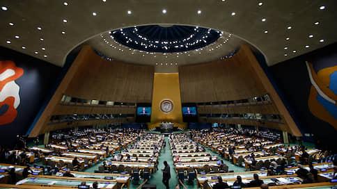 Конфликт интернетов  / Как США пытаются предотвратить принятие российской резолюции на Генассамблее ООН