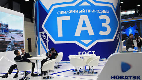 Газ переваливают на президента  / НОВАТЭК просит найти 20 млрд рублей на камчатский терминал