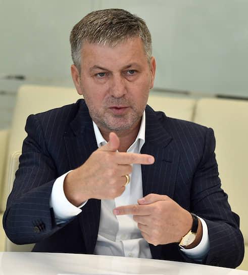 Бизнесмен Константин Гончаров