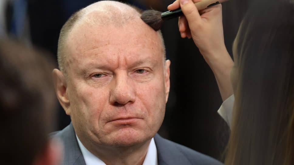 Президент и основной владелец «Норникеля» Владимир Потанин