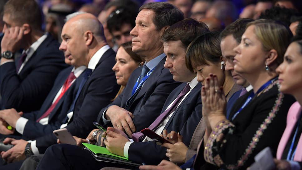Какие темы обсуждали на форуме ВТБ