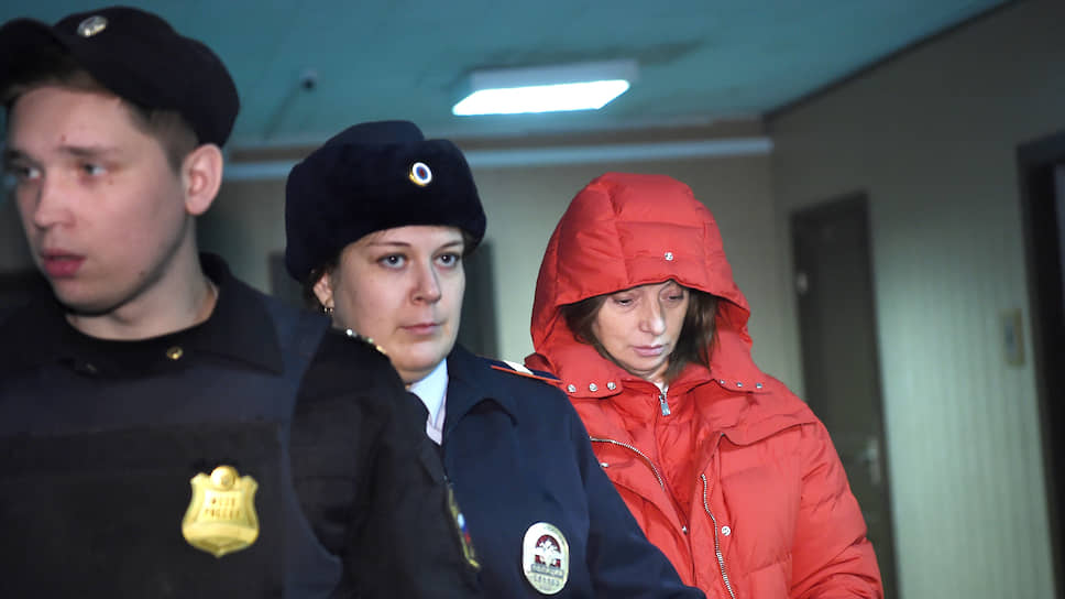 Ирину Голосную едва успели арестовать, как прокуратура признала ее уголовное преследование незаконным