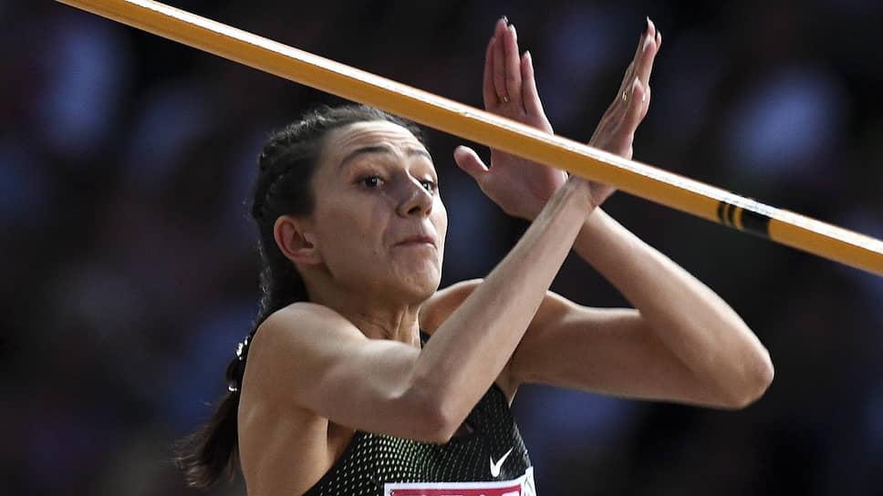 ВФЛА еще не исключена из World Athletics, а трехкратную чемпионку мира по прыжкам в высоту Марию Ласицкене уже не допустили к участию в международном турнире