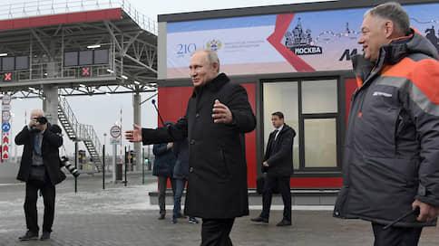 Советы потустороннего  / Кто и зачем остановил Владимира Путина у турникета