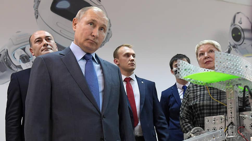 Талоны и поклонники / Как Владимир Путин боролся за многочисленность народов Севера в вузах