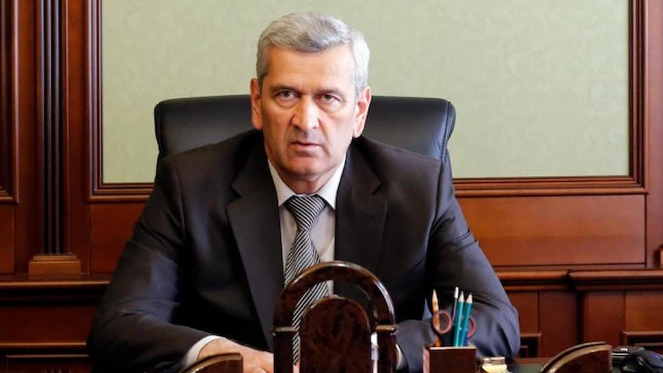 Бывший министр финансов Ингушетии Руслан Цечоев