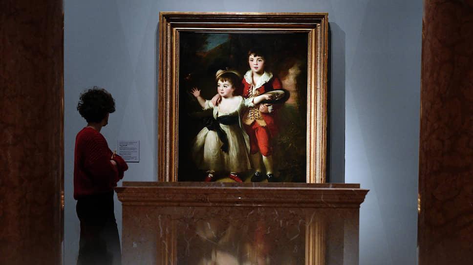 Карьера модного портретиста принесла Томасу Гейнсборо не только славу, но и недетскую досаду