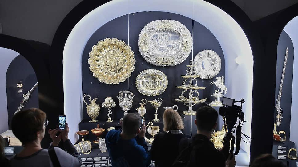 Петровское коллекционирование служило разным целям — и научно-просветительским, и парадно-государственным
