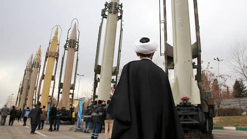 На гневной тяге  / США и страны ЕС обеспокоились иранскими ракетами