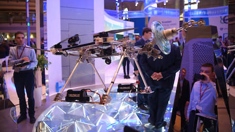 Дрон повисит на проводах  / Фонд Национальной технологической инициативы профинансирует беспилотник «Канатоход»