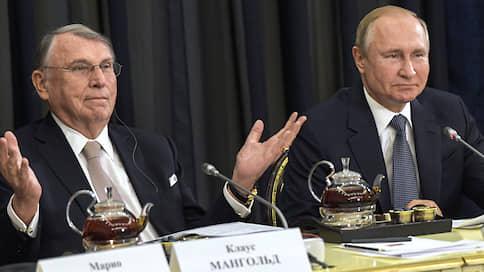 Что русскому хорошо, то немцу Сочи // Как и зачем Владимир Путин принял бизнесменов из Германии у себя дома