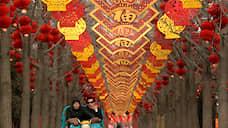 Новый год без китайских игрушек  / Падение объемов торговли Китая с США не собирается замедляться