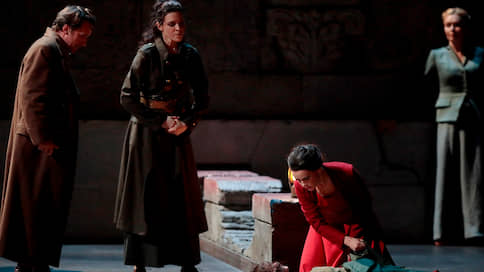 Карфаген должен быть улучшен  / «Дидона и Эней» в Большом театре