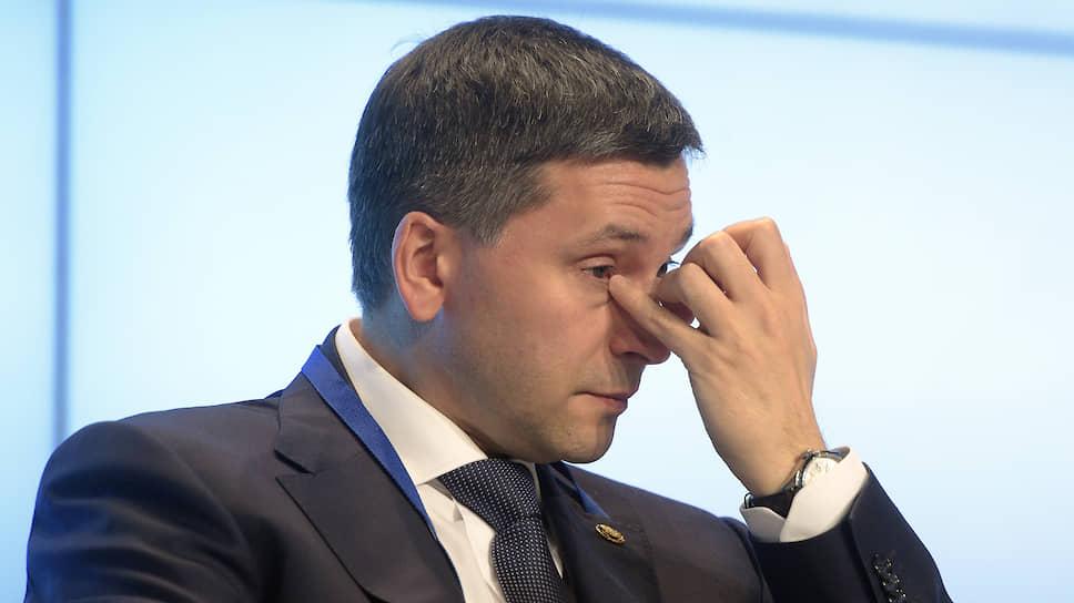 Глава Минприроды Дмитрий Кобылкин