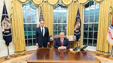 У Дональда Трампа сроки коротки  / США хотели бы в несколько раз увеличить товарооборот с Россией, несмотря на санкции