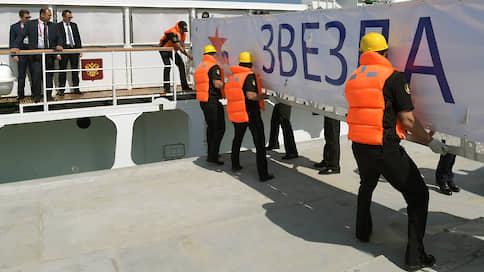 Субсидии пойдут верфным путем  / «Звезда» получит из бюджета 22 млрд руб. на газовозы
