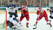 Хоккеисты подышат открытым воздухом  / Под домашний этап Евротура российская команда собрала основной состав
