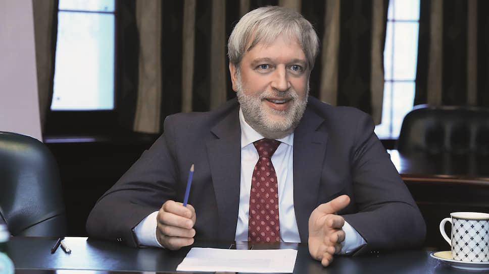 Председатель правления Московской биржи Юрий Денисов: «Мы убираем риск контрагента»