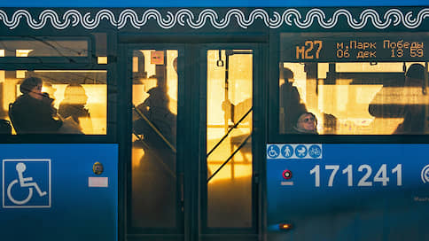 «Мосгортранс» пересчитает безбилетников  / Московские автобусы дополнят интернетом вещей