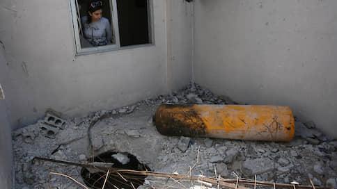 С хлором что-то нахимичили  / WikiLeaks не нашел химоружия в Думе