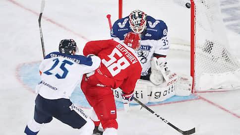 Сборная России выбралась на воздух  / В заключительном матче турнира она впервые в сезоне победила в основное время