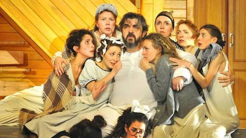 Обыватель в эпоху стабильности  / «Блаженный остров» Миколы Кулиша в театре Et Cetera