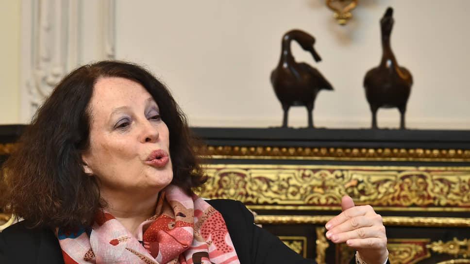 "Посол Франции Сильви Берманн дала ""Ъ"" последнее интервью перед отъездом"
