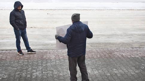 Одиночным пикетам исправили адрес  / Шесть регионов исправили свои законы о публичных мероприятиях после жалобы правозащитников