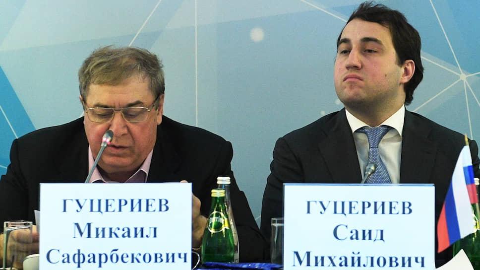 У Михаила Гуцериева и его сына Саида возникли проблемы с МВД и ФСБ