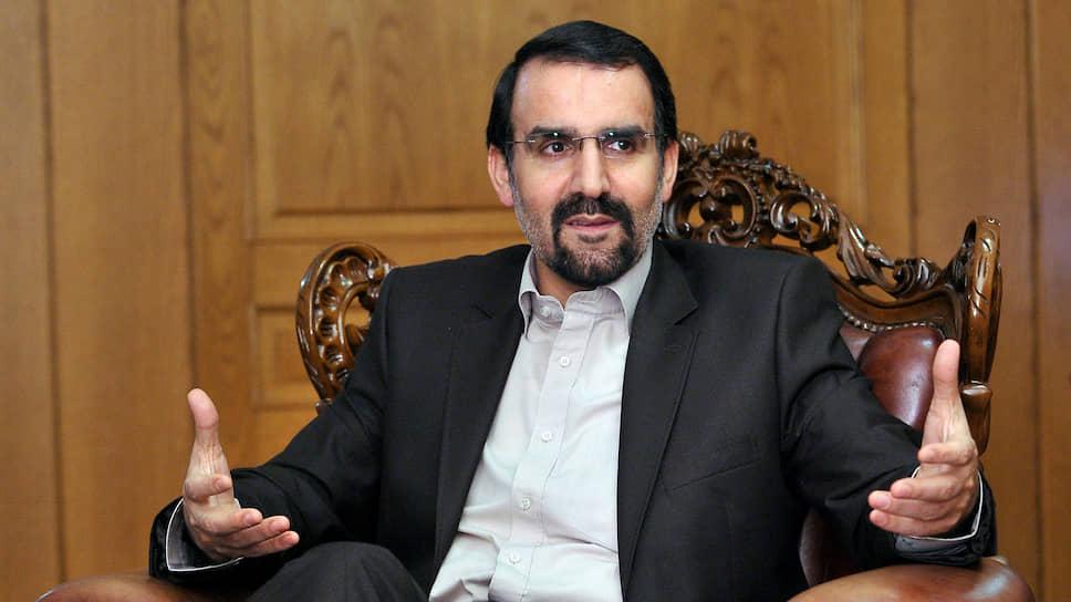 Посол Исламской Республики Иран Мехди Санаи