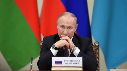 Свой среди двоих  / Как Владимир Путин побыл с Александром Лукашенко и Николом Пашиняном и уцелел