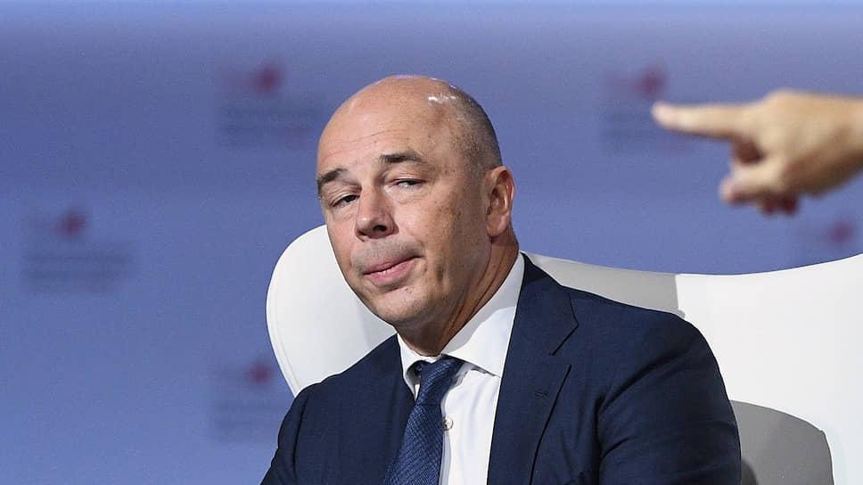 Первый вице-премьер Антон Силуанов с успехом отбился от большинства предложений по улучшению экономического курса