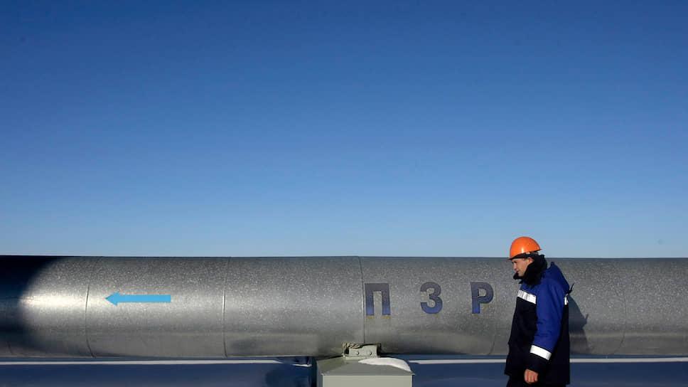 Как Россия и Украина наладили газовую связь