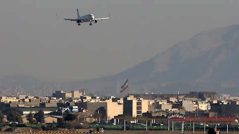 От Ирана отвернулась авиация  / Перевозчикам придется облетать регион