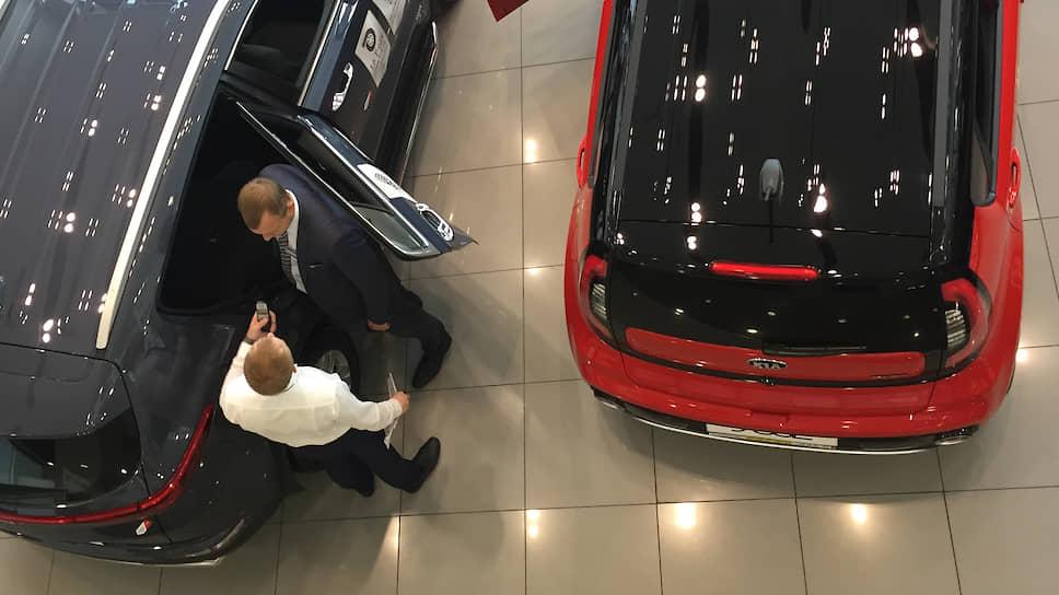 Как цены на новые машины начали расти