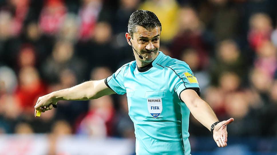 Новый глава департамента судейства РФС Виктор Кашшаи в 2011 году был признан лучшим арбитром мира по версии Международной федерации футбольной истории и статистики