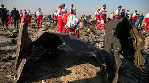 В обломках ищут детали «Тора»  / Украинские эксперты прибыли в Тегеран для расследования причин авиакатастрофы
