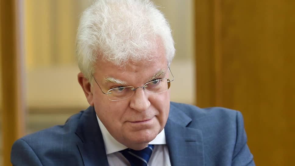Постпред РФ при ЕС Владимир Чижов о перспективах отношений Москвы и Брюсселя