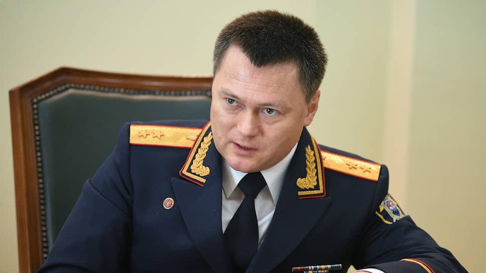 Заместитель председателя СКР Игорь Краснов