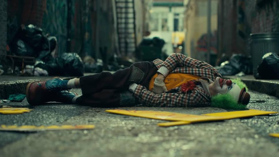 Сыгравший Джокера Хоакин Феникс (на фото) — наиболее вероятный претендент на победу в номинации «Лучший актер»