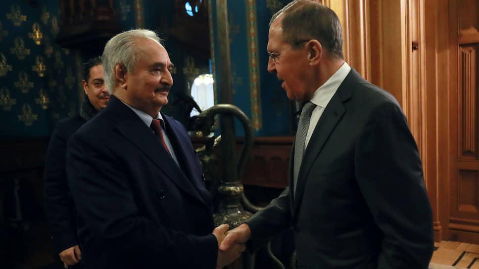 Как Москва попыталась урегулировать ливийский конфликт