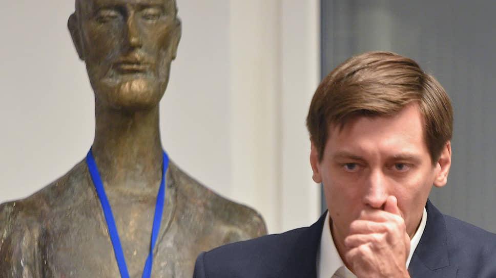 Минюст не признает Дмитрия Гудкова председателем партии
