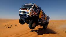Первая аравийская  / Гонщики «КамАЗ-мастера» практически обеспечили себе победу в «Дакаре»