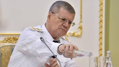 «Свободный сокол» нашел поддержку Юрия Чайки // Генпрокурор считает дело о краже электроэнергии на 415млн рублей незаконным