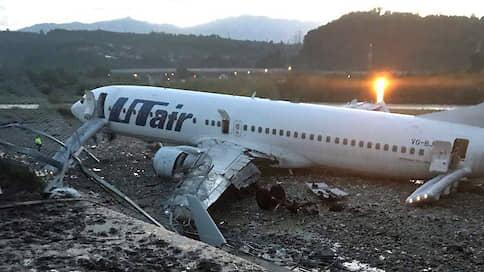Посадка в неадеквате // Как пилоты спасли пассажиров, но разбили самолет