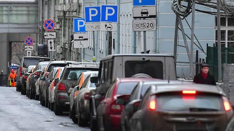 Платные парковки перешли МКАД // Столичные власти объявили об очередном расширении парковочной зоны
