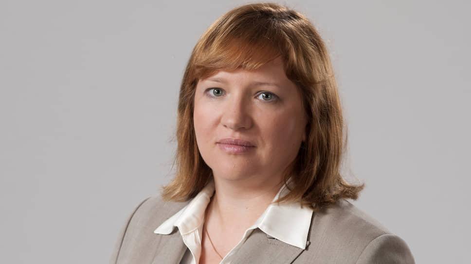 Управляющий директор по фондовому рынку Московской биржи Анна Кузнецова